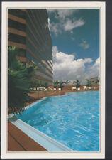 China Postcard - The Hotel Pool at The Regent Hotel, Hong Kong RR2180