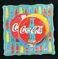 Vintage COCA-COLA Limited Edition 806 of 2500 Collector's Pin 1996 IN BOX  T3