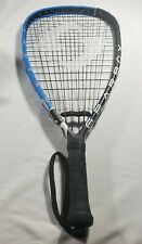 GEARBOX GB-M40 170T BLACK AND BLUE RACQUETBALL RACQUET