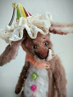 Teddy Rabbit Richi OOAK Artist Teddy by Voitenko Svitlana