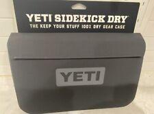 YETI SIDEKICK Dry Waterproof  Bag - Charcoal BRAND NEW & UNUSED 🔥🔥