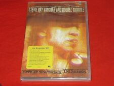 Stevie Ray Vaughan and Double Trouble - Live At Montreux 1982 & 1985 2DVD