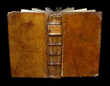 [PHILOSOPHIE - DESCARTES - THEOLOGIE] POLIGNAC -  L'Anti-Lucrèce. 1749, EO.