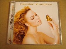 2-CD / MARIAH CAREY - GREATEST HITS