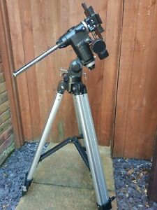 Skywatcher (Or Celestron) EQ3 Telescope Mount Plus Tripod
