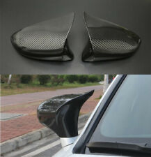 Carbon Fiber Rear View Mirror Cap Cover For Lexus IS RC 200 300 350 RC F SPORT