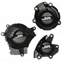 Suzuki GSX-R 1000 GSXR1000 L7-L8 Motordeckel Protektoren Engine Cover protector