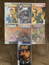 Dr. Strange Surgeon Supreme #1-6 Complete Set 1st Prints M/NM Marvel Waid Walker