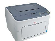 Oki Data - C110 LED Color Laser Printer 1200 x 600 dpi Print - Photo Print