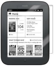 Skinomi Clear Shield Screen Protector Cover for Barnes & Noble Nook Simple Touch