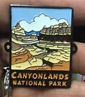 Canyonlands National Park Hiking Staff Stick Medallion NEW