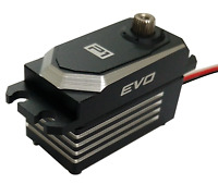 EVO-P1 - Low Profile High Voltage Brushless servo (High Toque/Speed)