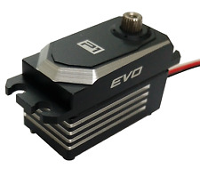 EVO-P1 - Low Profile High Voltage Brushless servo (High Toque/Speed)