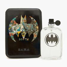 [ZARA BATMAN 80TH] Children's Fragrance Perfume Toilette 50ml (TIN BOX) NEW