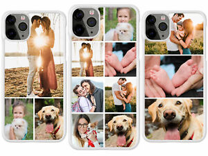 PERSONALISED COLLAGE PHONE CASE COVER FOR ALL IPHONE MODELS X/XS/MAX IPHONE 6/6S