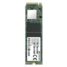 128GB Transcend 110S M.2 2280, NVMe PCIe Gen3x4 SSD