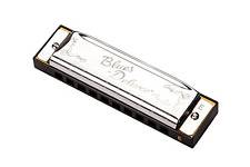 Fender 0990701006 ® Blues Deluxe Harmonica, Key of E
