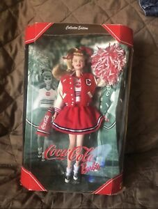 Barbie Collector COCA COLA Cheerleader