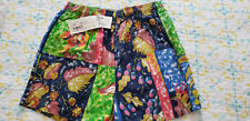 WIND COAST BY TAMIGI MADE IN ITALY NEW MEN'S BOARD SHORTS size 54 EU -XL  US