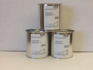 6,50€/kg Meguin Mehrzweckfett L2 3 x 1 kg Lithium Schmierfett  universal