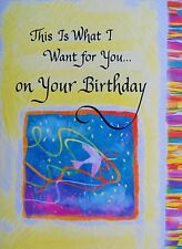 Blue mountain arts greeting cards and invitations ebay birthday adult m4hsunfo Image collections