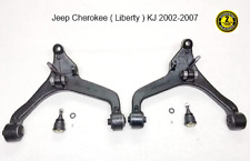 For Jeep Cherokee ( Liberty ) KJ  Front Lower Control Arms 2002-2007