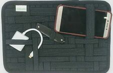 Elastic Electronics Organizer Board Grid Cable Inner Bag Organizer Board