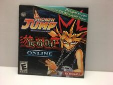 Yugioh Online Shonen Jump Cd 1996 Kazuki Takahashi - Konami