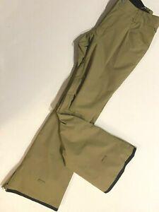 Billabong New Terry Waterproof Outdoor Ski Pants Men's Small MSRP $160