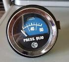 Manometro indicatore pressione olio VEGLIA BORLETTI ALFA ROMEO (NUOVO) ORIGINALE