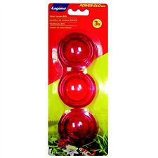 Laguna PowerGlo Mini Red Lens Covers Set for LED Pond Light PT1552