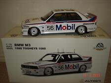 1:18 BMW M3 Group A Mobil #56 Peter Brock / Jim Richards 1988 Bathurst
