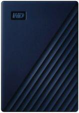WD 2TB My Passport for Mac Portable External Hard Drive - Blue