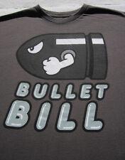 BULLET BILL super mario enemy XL T-SHIRT nintendo