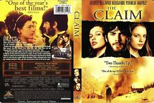 The Claim ~ New DVD ~ Wes Bentley, Milla Jovovich, Sarah Polley (2000)