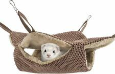 Niteangel Cage Hammock Pet Nap Hanging Bed Accessories Fit 2 Adult Ferrets or 3