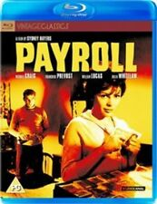 Payroll *digitally Restored Blu-ray 2015 Reg Owen Bruce Beeby