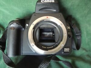 Canon 350D DIGITAL CAMERA BODY