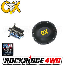 "OX Locker GM 10 bolt 8.5"" 2.73 and up, 28 spline w/ HD Differential Cover"