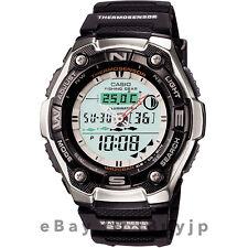 Casio Sports Gear AQW-101J-1AJF Moon Data Mens Watch