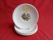 Wedgwood, Moss Rose, 3 x Teacup Saucers (B) (No Cups)