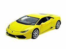Maisto 31509Y. Coche de colección. Lamborghini Huracan amarillo. Escala 1/24