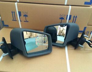 Blind Spot W164 X164 Car Mirror Pair for Mercedes Benz M GL class  ML63 ML350