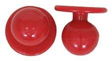 Motivknöpfe Kochknöpfe Kugelknöpfe rot für Kochjacken12 Stück/Packung