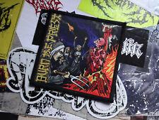BURN THE PRIEST Patch Death Metal Pantera