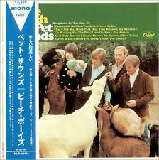 BEACH BOYS Pet Sounds [RED Vinyl LP] [2004 Limited Japanese Mono LP] ~ SEALED!