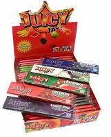 ANY 6 JUICY JAYS FLAVOURED CIGARETTE ROLLING PAPER RIPS