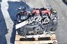 2015 15 SUBARU IMPREZA WRX STI ENGINE MOTOR ASSEMBLY EJ257 2.5L TURBO