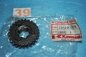 pignon de 5ème de boite de vitesse 25 dents KAWASAKI KX 125 de 1982 neuf