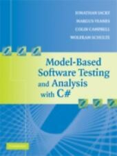 Model-Based Software Testing and Analysis with C# by Jonathan Jacky, Margus...